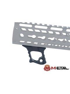 Metal TD Halo AR-15 Hand Stop For KeyMod & M-LOK