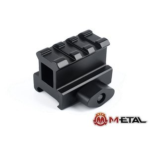 Metal Rail Mount Riser 1 Inch