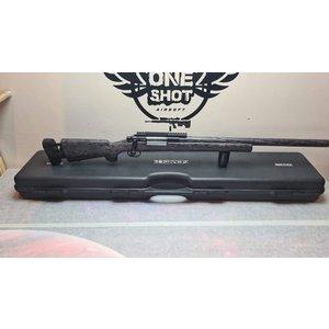 One Shot Airsoft Gun Skin SSG24/Mod24 Multicam Black