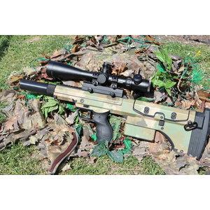 One Shot Airsoft Gun Skin SRS A1/A2 ATAC