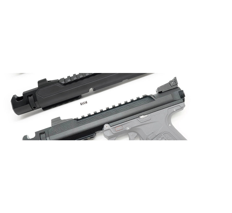 AAP01 Black Mamba CNC Upper receiver kit A