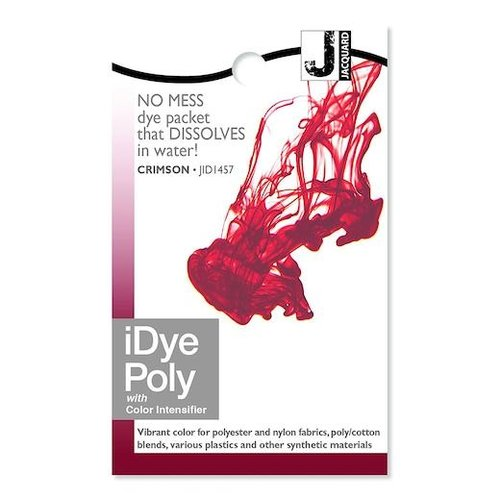 iDye Poly - Crimson