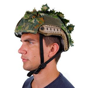 STALKER Helmet Cover - Green