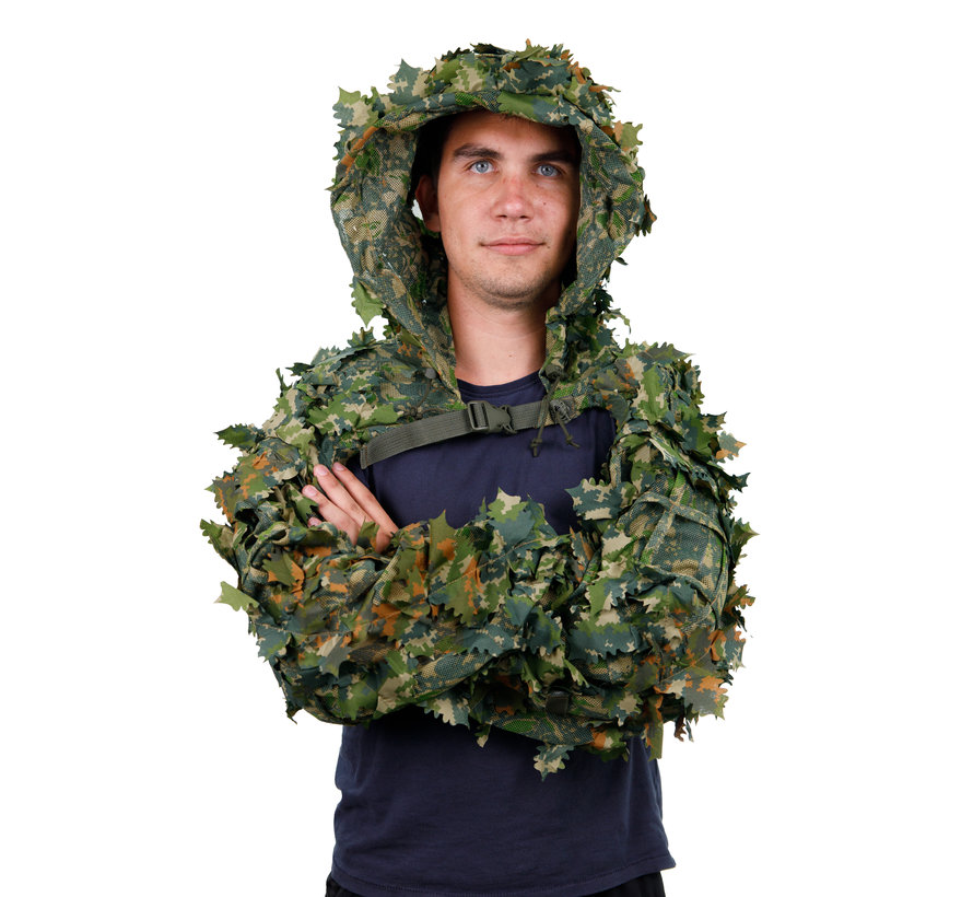 Viper Hood Green Large