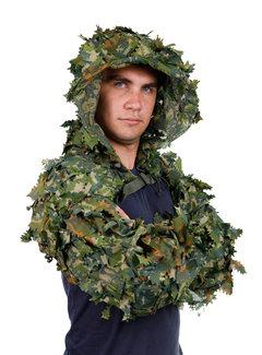 KMCS Viper Hood Green Medium