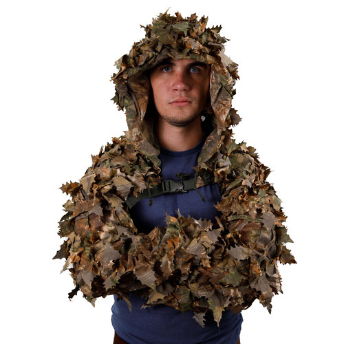 STALKER Viper Hood Brown Large