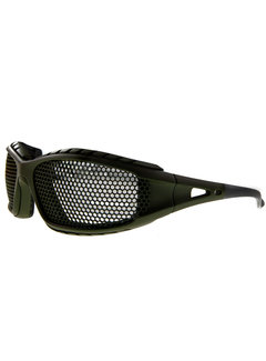 Hero Shark Mako  Goggle (Green with Hexagon Mesh)