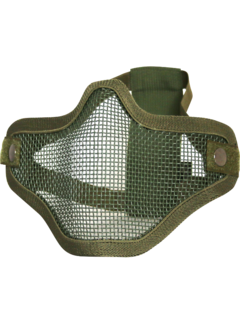Viper Crossteel Face Mask Green