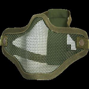 Viper Crossteel Face Mask Green