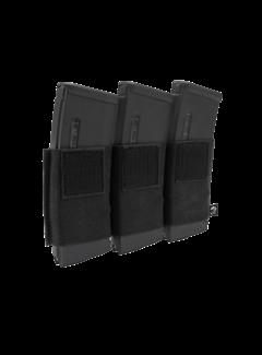 Viper VX Triple Rifle Mag Sleeve - SCHWARZ