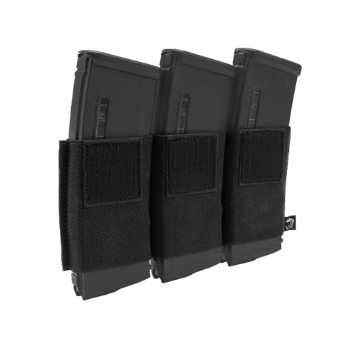 Viper VX Triple Rifle Mag Sleeve - BLACK