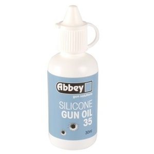 Abbey Silikon Waffenöl 35 (30 ml) - Dripper