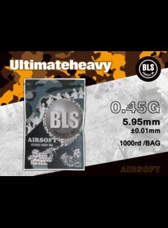 BLS 0,45 NON-BIO Ultimate Heavy BBs 1000 St.