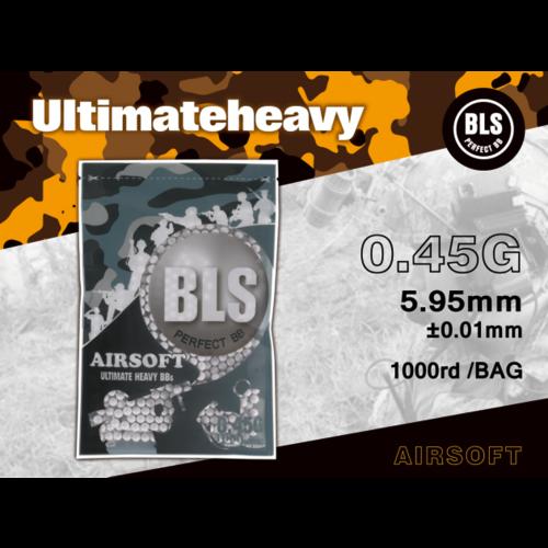 BLS 0,45 NON-BIO Ultimate Heavy BBs 1000rds