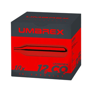 Umarex 10 Packung 12 g CO2-Kapsel