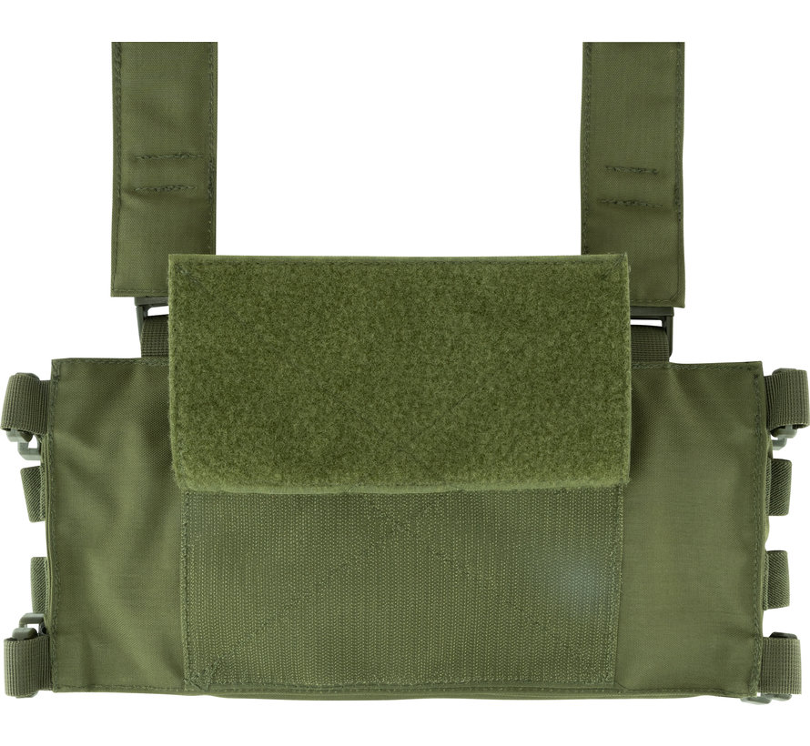 VX Buckle Up Ready Rig Green