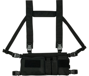 Viper VX Buckle Up Ready Rig Black