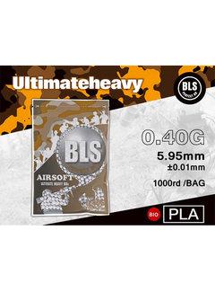BLS 0,40 BIO Ultimate Heavy BBs 1000st