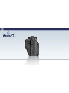 Amomax Universelles taktisches Holster (passend für AAP01)