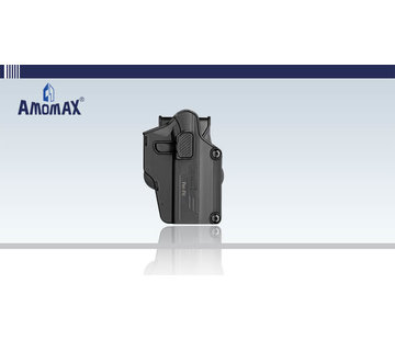 Amomax Universal Tactical Holster (Fits AAP01)