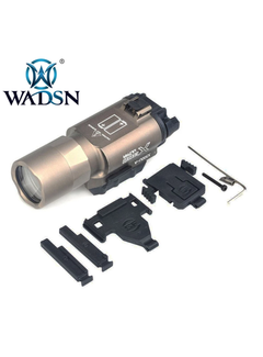 WADSN X300 Ultra Tactical Flashlight Dark Earth
