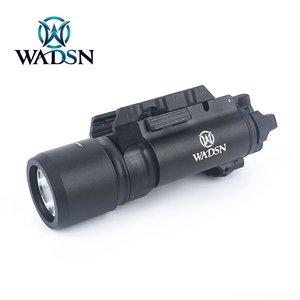 WADSN X300 Light Tactical Flashlight Black