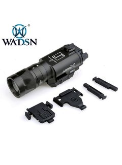 WADSN X300V Vampire Led Tactical Flashlight (Strobe Version)