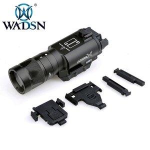 WADSN X300V Vampire Led Taktische Taschenlampe  (Strobeversion)