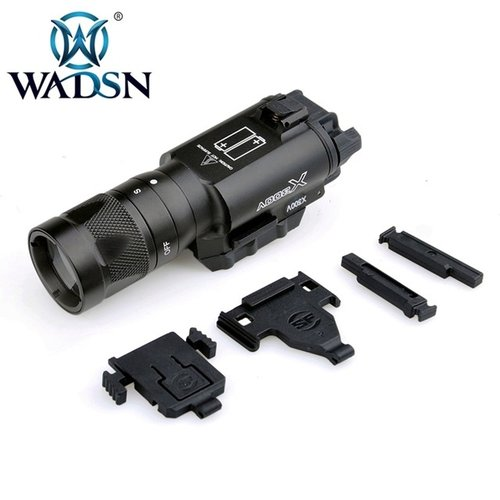 WADSN X300V Vampire Led Tactical Flashlight (Strobe Version)