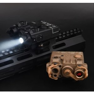WADSN Peq DBAL-A2 Box Mini mit Licht- und Strobefunktion