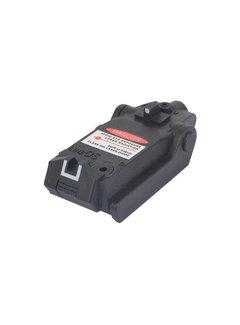 WADSN Taktischer Niedrigprofil Roter Laser Visier für Glock