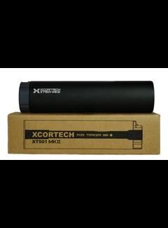 XCORTECH XT501 Mk2 Ultrahelle UV-Licht-Tracer-Einheit CCW Schwarz