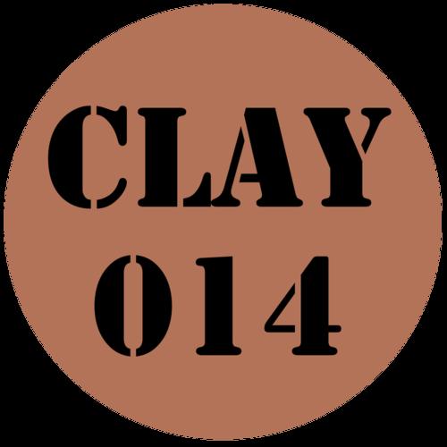 CAMO-PEN Single Pen CLAY 014
