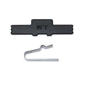 Wii Tech Glock TM CNC Stahl Schlittenfang Set