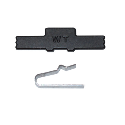 Wii Tech Glock TM CNC Steel Slide Lock Set
