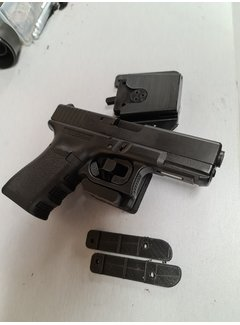 B-FAB Schnellwechselholster für Glock 17/19 (Rechtshänder)