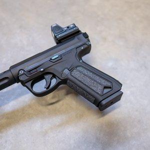 SandGrips AAP-01 More Grip For Your Handgun
