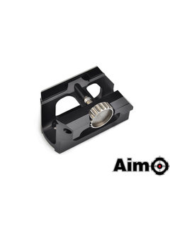 Aim-O Low Drag Mount for T1 and T2