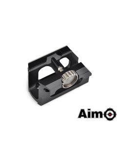 Aim-O Low Drag Mount für T1 und T2