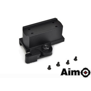 Aim-O QD Riser Mount for T1 and T2
