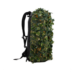 STALKER Leaf Suit Backpack Cover - Green
