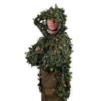 Green Combat Cape
