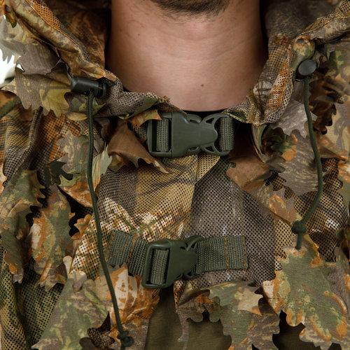 STALKER Brown Combat Cape