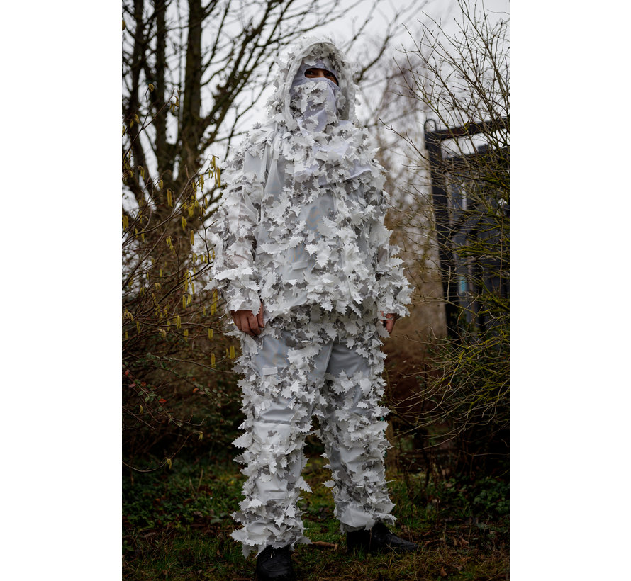 Winter Leaf Suit