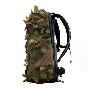 STALKER Leaf Suit Backpack Cover - Alder