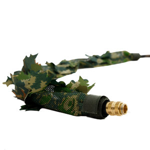 STALKER Hydration/HPA Tube Cover - Green