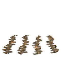 STALKER Crafting Leaf strip 3 Meter Brown