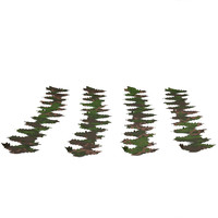 Taiga Crafting Leaf Strip 3 Meter