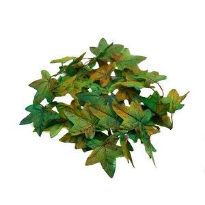 'Unique' Hochwertige künstliche Ahornblätter (Hellgrün)