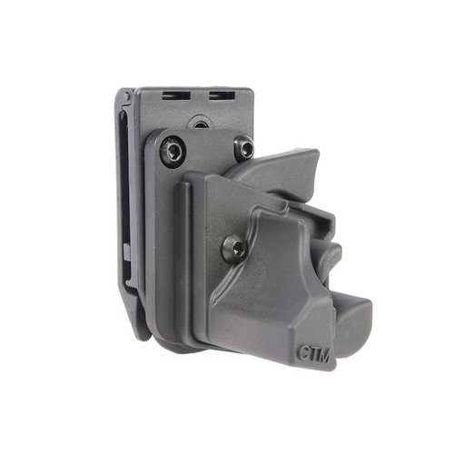 CTM AAP01 High Speed Holster - Black